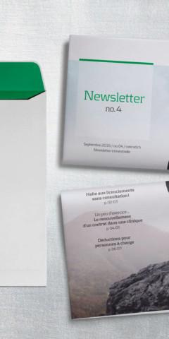 Newsletter papier – CEECVD