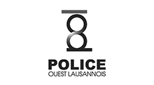 Logo Police de l'ouest lausannois
