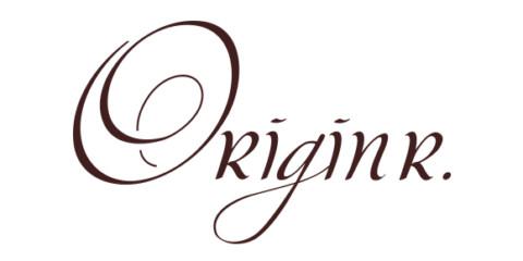 Logo et étiquettes de rhum Origin R – Qwine