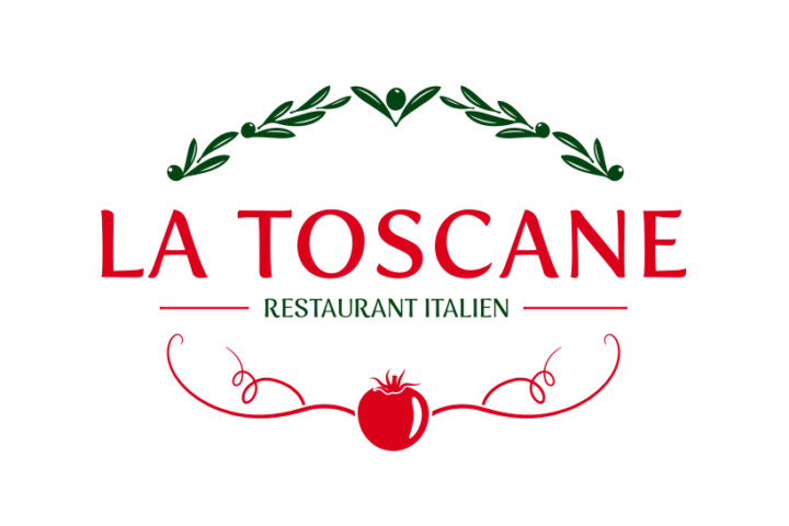 Logotype – LA TOSCANE