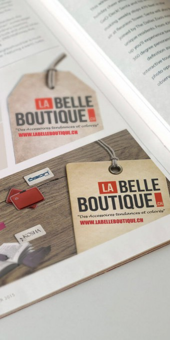 LA BELLE BOUTIQUE
