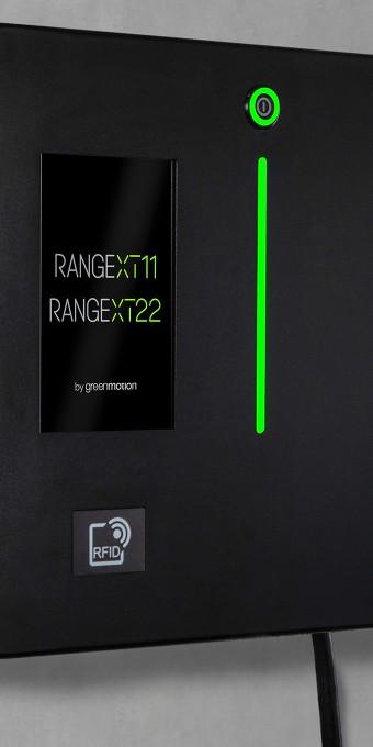 Borne Range XT – Greenmotion