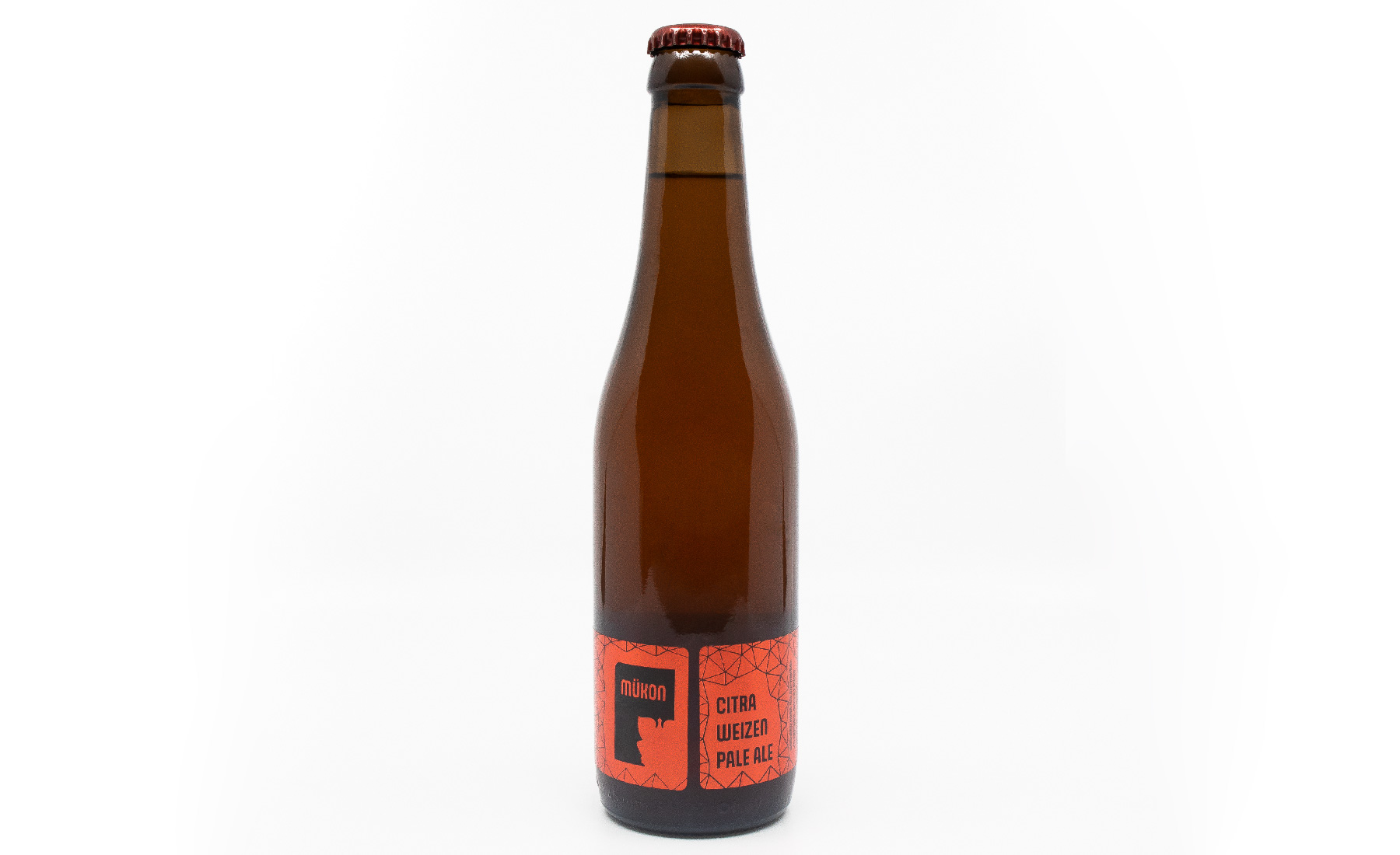 Premier design de la biere Mukon