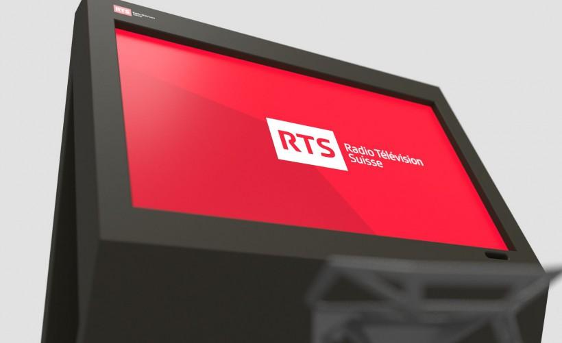 Socle écran tactile – RTS