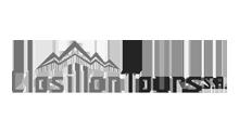 Logo de Closillon Tours, référence de Hybride Design