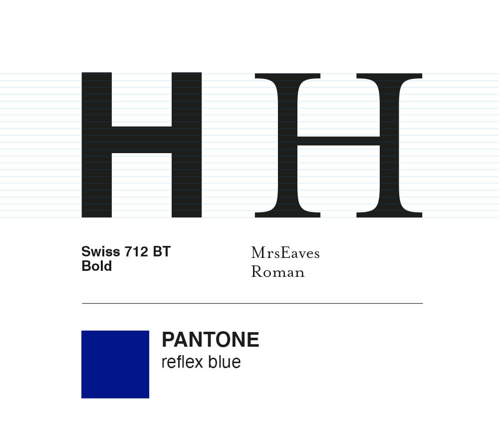 Création graphique, choix de typographie, logo, graphisme