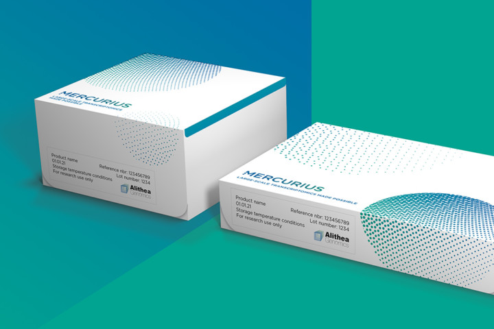 Logo & Packaging – Mercurius